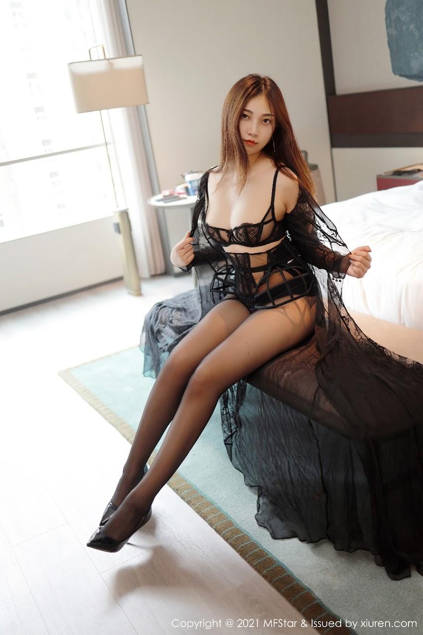[MFStar] 2021-02-20 Vol.458 Zheng Yingshan Bev sexy girls image jav